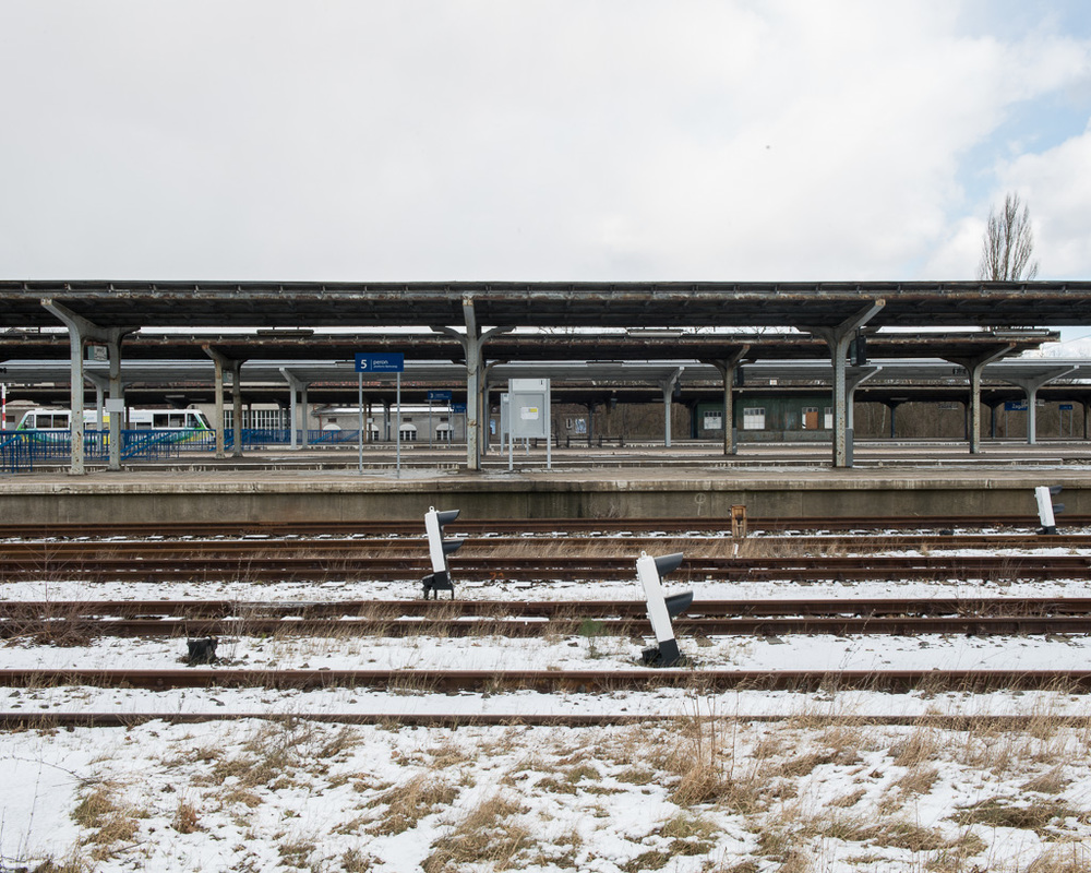 Train Platforms, Zagan