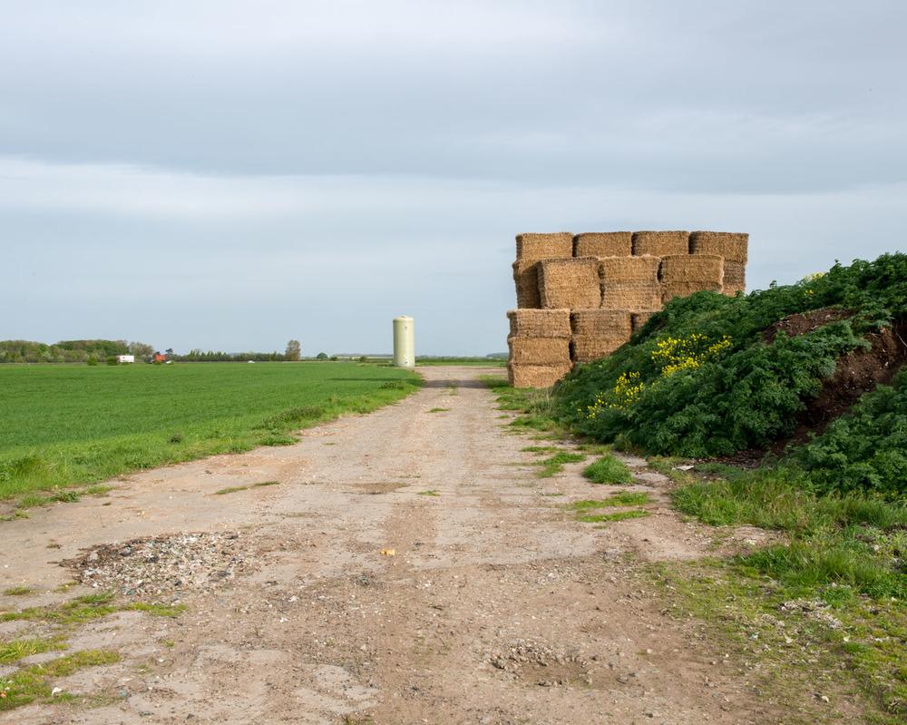 Perimeter Track, Elsham Wolds, Lincolnshire 2015