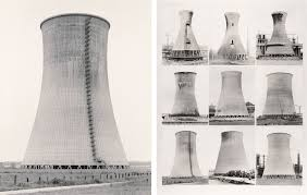 Bernd & Hilla Becher,Kühltürme (Cooling Towers), 1973