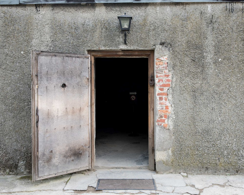 Entrance to Gas Chamber