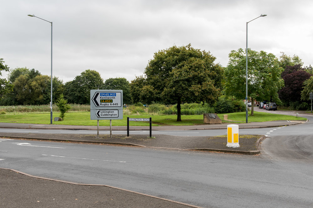 Midland Oak, Royal Leamington Spa, Warwickshire - September 2016