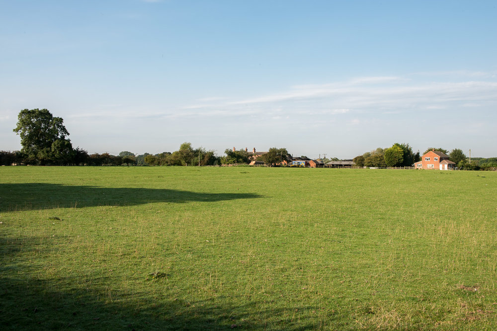 Church Flatts Farm, Coton in the Elms, Derbyshire - September 20