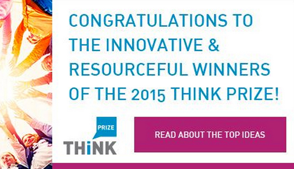 CO-OP – Amazing Ideas Emerge from CO-OP THINK Prize 15
