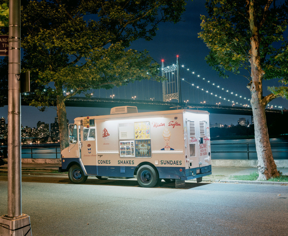 Mister Softee, Astoria, New York, 2004