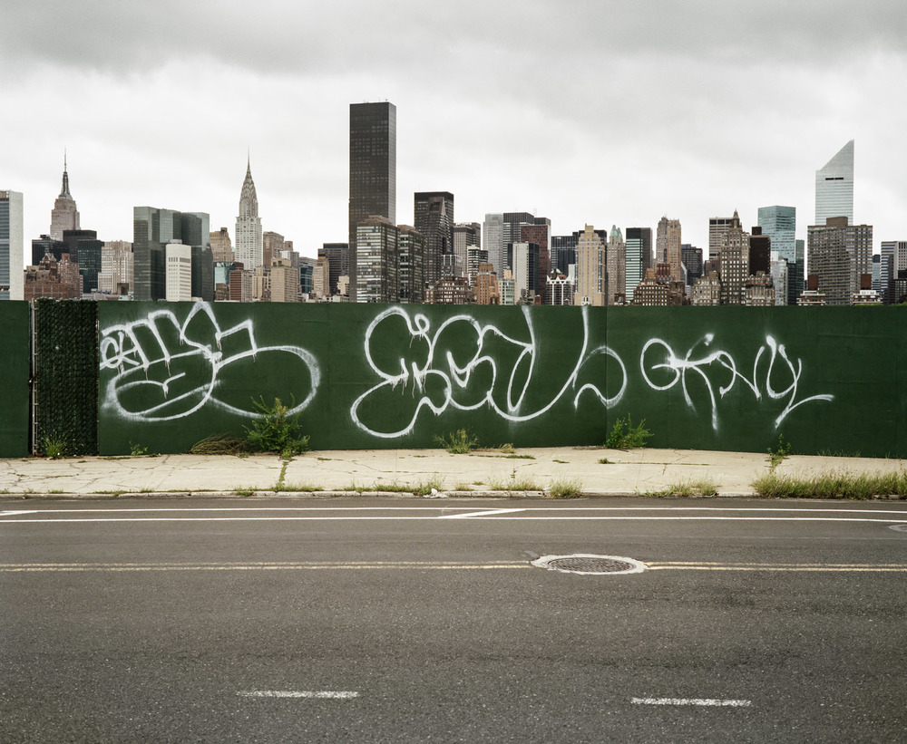 From Long Island City, New York, 2011