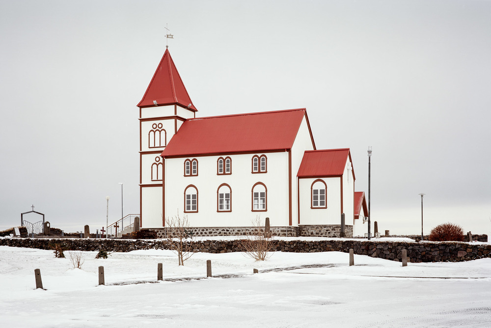 Kálfatjarnarkirkja, 2012