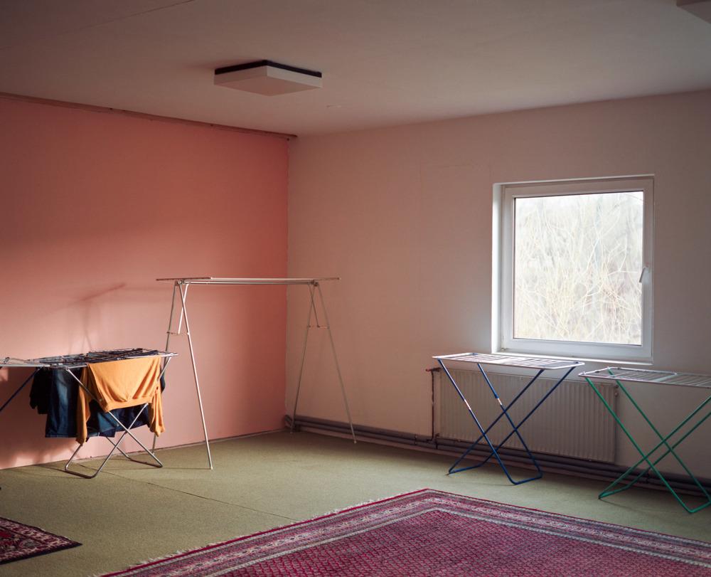 Cheryl's Hallway, Schwalmstadt, Germany, 2008
