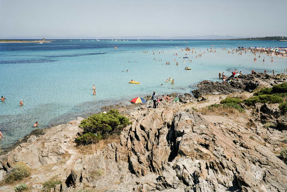 Stintino Beach, Sardegna, Italy, 2011