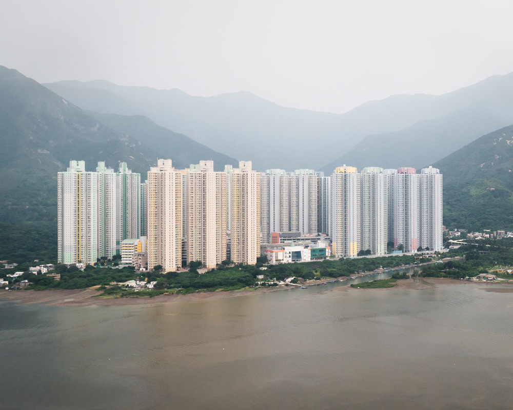 Yat Tung Estate, Hong Kong, 2012