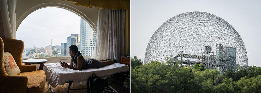 Jessica | Biosphere, Montreal, Canada, 2014
