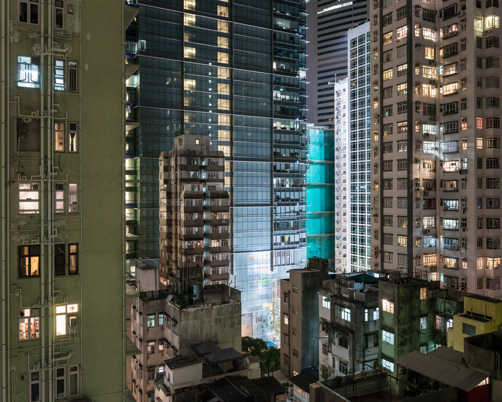 Wan Chai, Hong Kong, 2012
