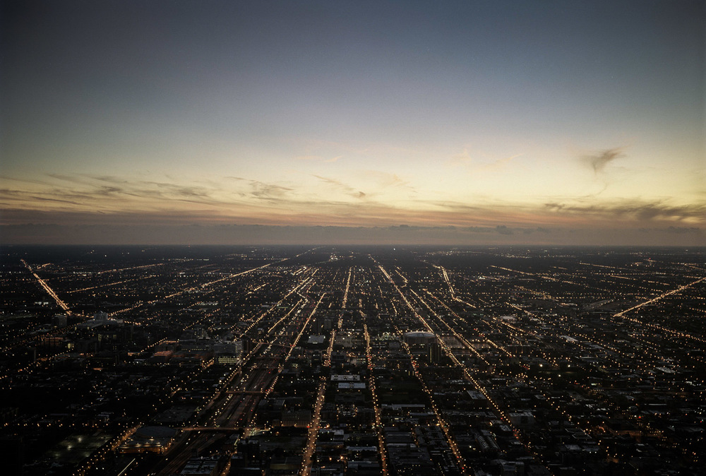 From the Sears Tower #2, Chicago, Illinois, 2011