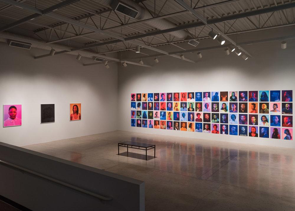 Joseph Gross Gallery, University of Arizona, 2017