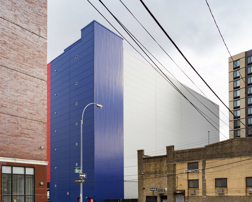 Another Storage Space, Long Island City, New York, 2015
