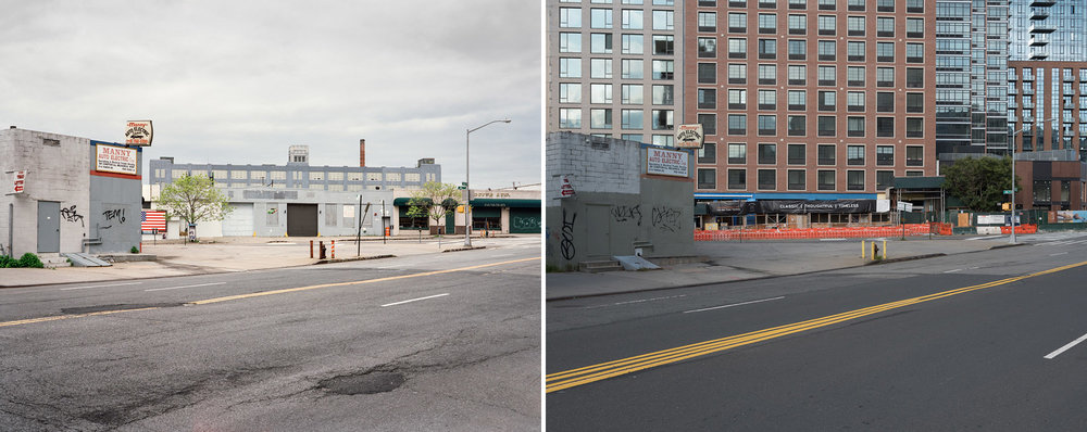 Thomson Ave., Long Island City, New York, 2005/2017