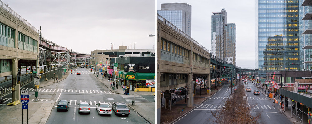 Queensboro Plaza, New York, 2005/2017