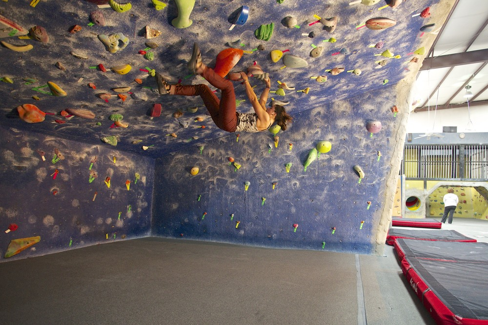 At Its Most Basic Rock Climbing Involves Climbing A Route With Ones Own Hands And Feet And Little More Than A Cushioned Bouldering Pad In The Way Of