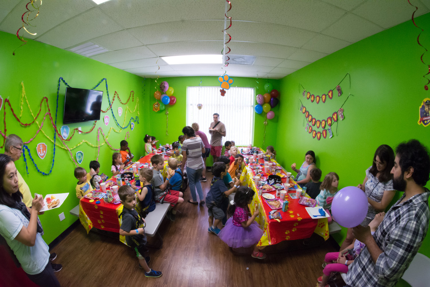 Birthday Parties That Rock