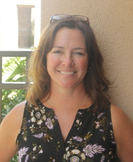 Lara Fulwood, Administrative Assistant