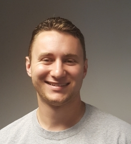 Johnathan Finkbeiner, Director of Student Ministries