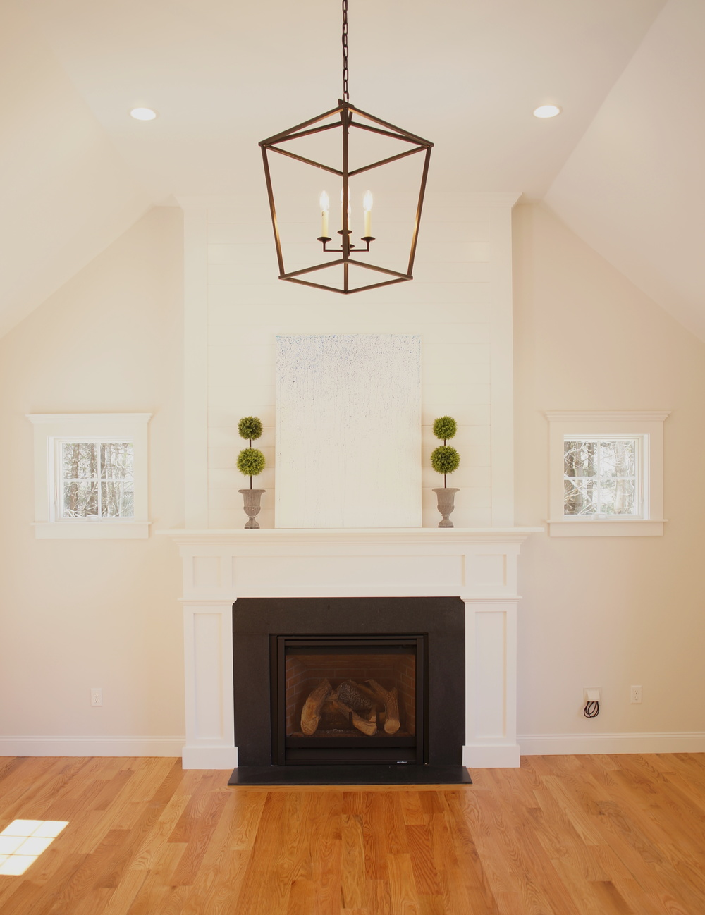 Angela Raciti Interior Design Duxbury New Construction
