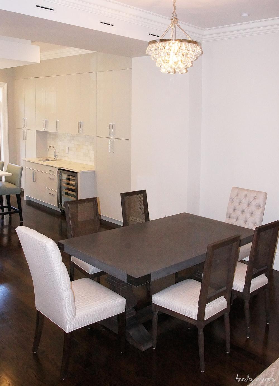 Angela Raciti Interior Design South End Town Home