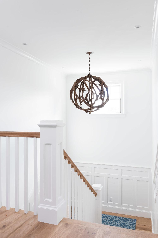 stairwell pendant