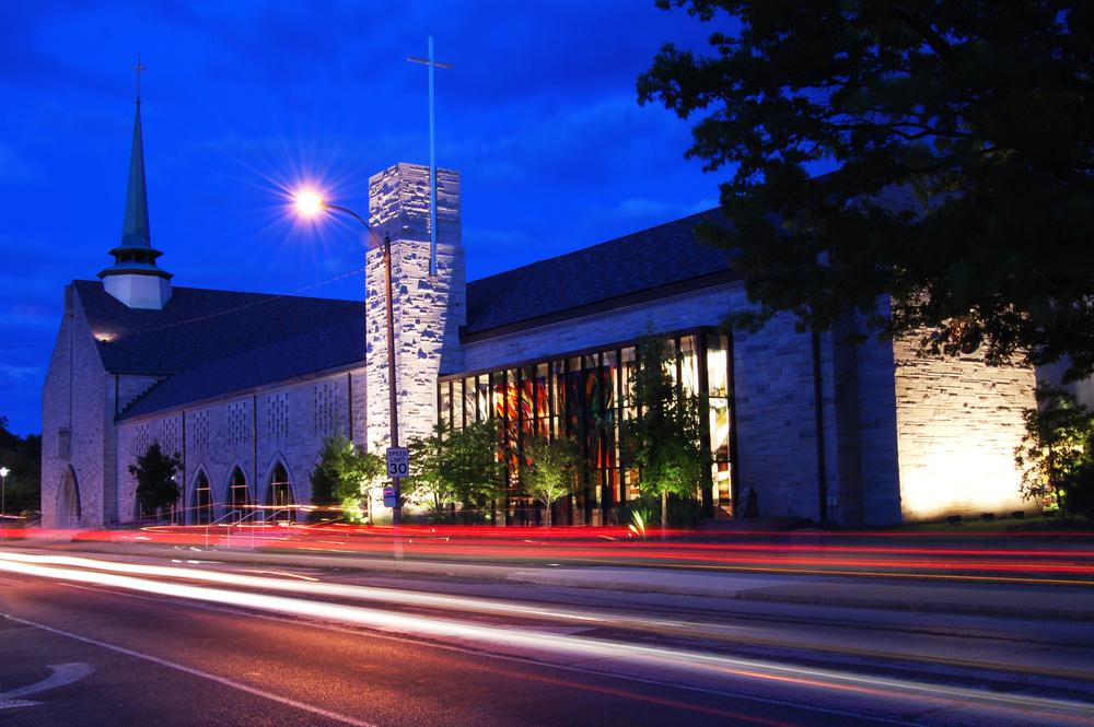 Kirkwood Presbyterian Church, Kirkwood, Missouri (2007)