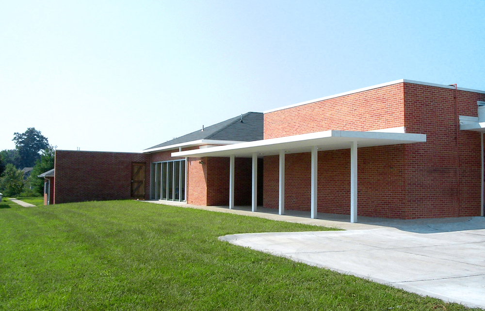 Glen Carbon Public Safety Facility , Glen Carbon, Illinois (2005)
