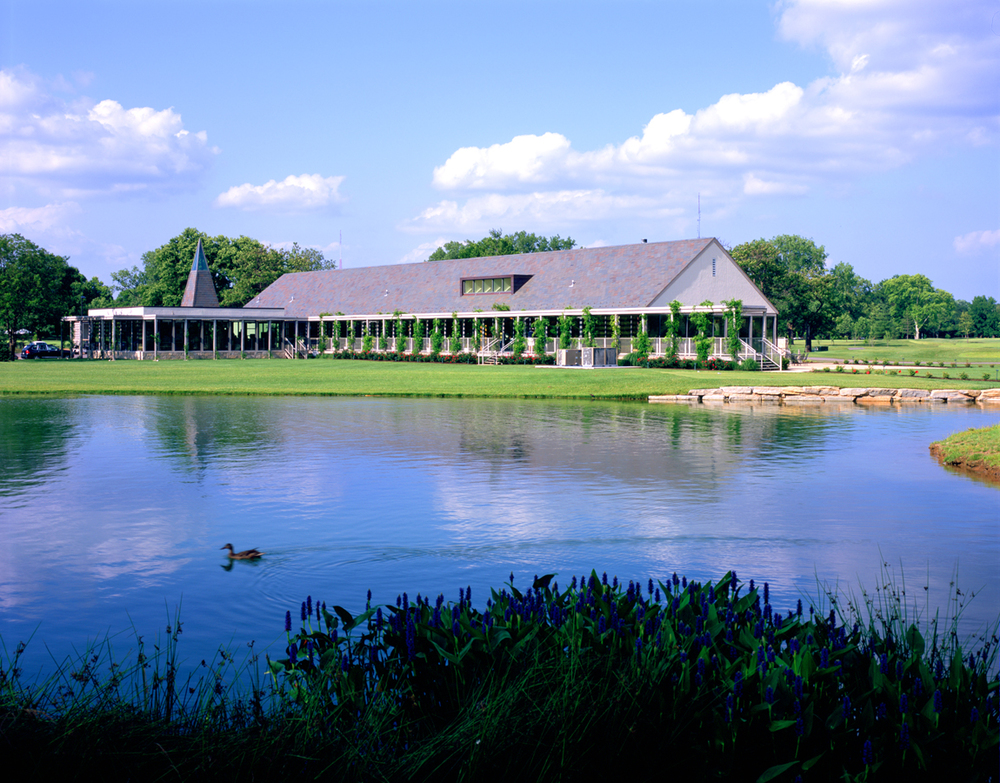 Norman Probstein Golf Course and Learning Center , Forest Park, St. Louis, Missouri (2002)