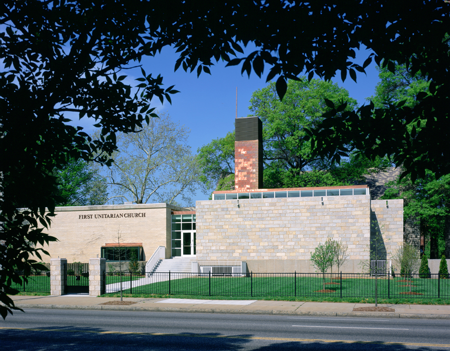 First Unitarian Church of St. Louis , St. Louis, Missouri (2002)