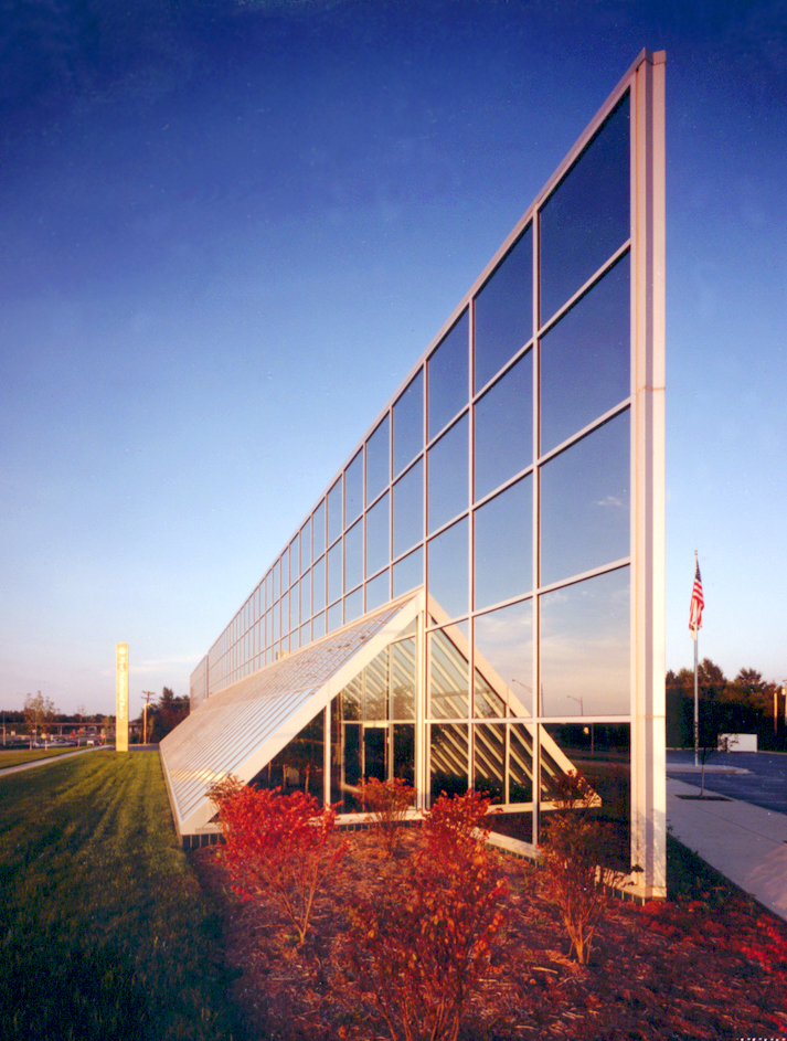 First National Bank of St. Louis County , Chesterfield, Missouri (1983)