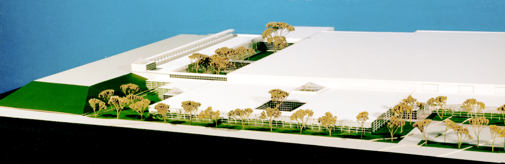 Boise Cascade Master Plan and Technology Center Expansion, St. Louis, Missouri (1979)
