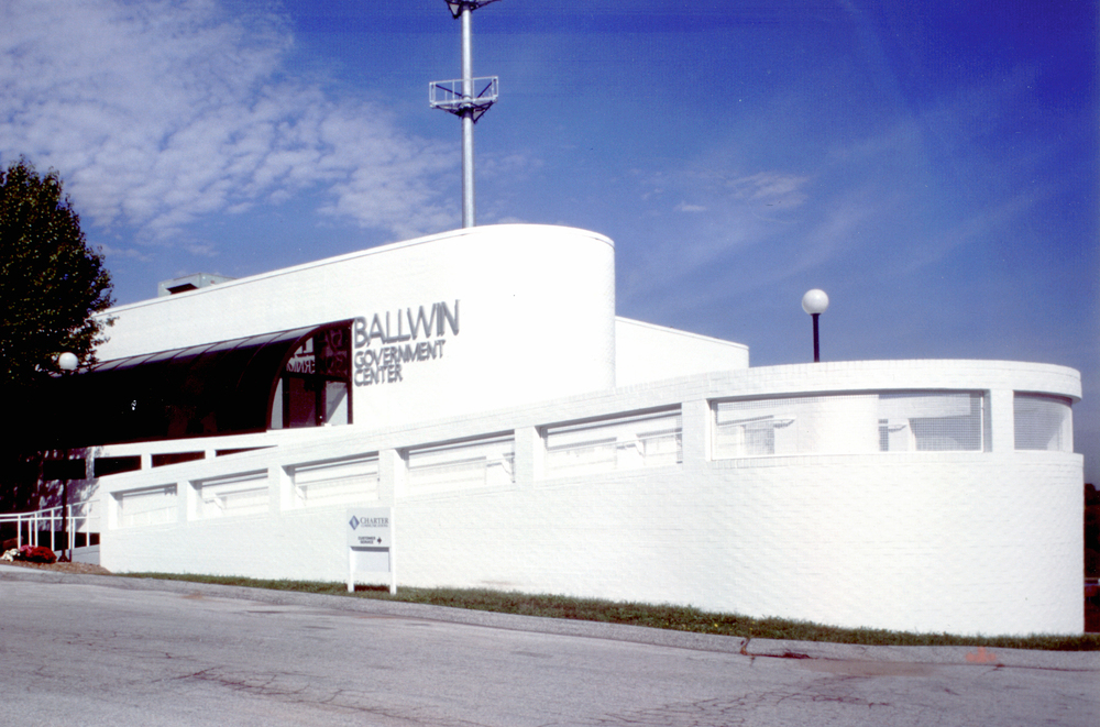 Ballwin Government and Public Safety Centers , Ballwin, Missouri (1999)