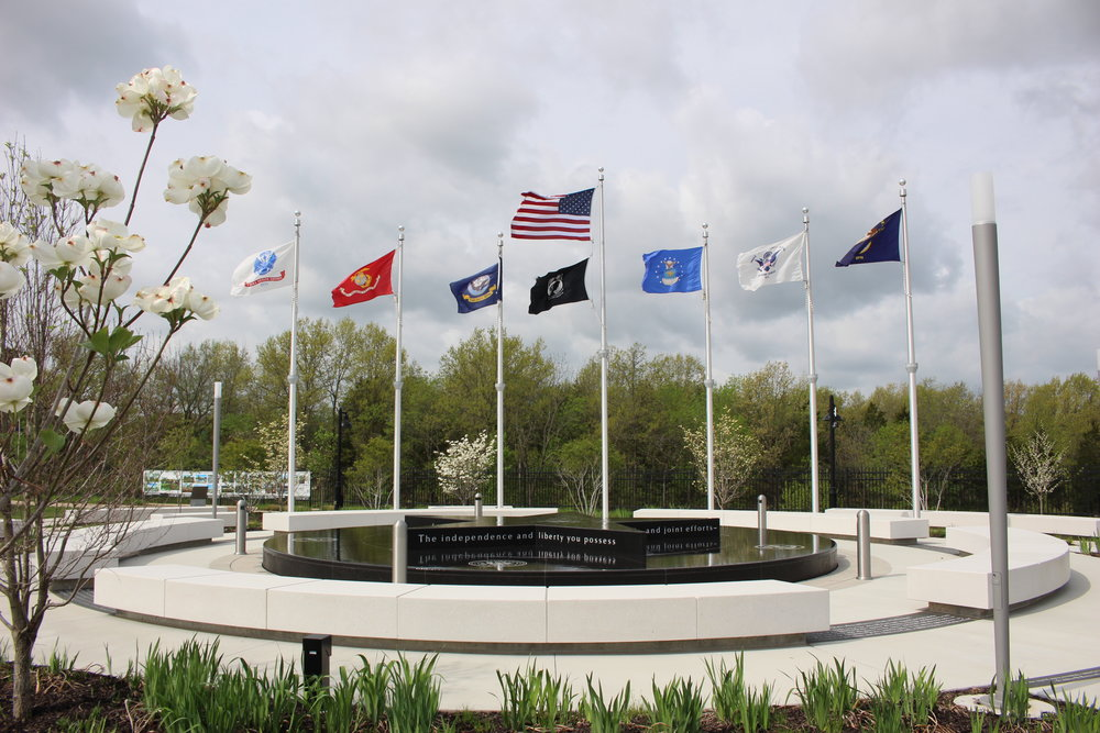 Veterans Honor Park, Chesterfield, Missouri
