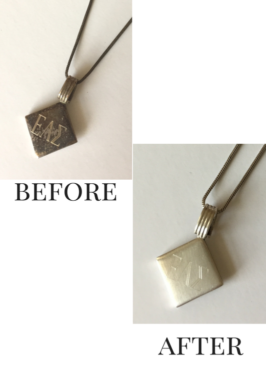 Cleaning Fashion Jewelry