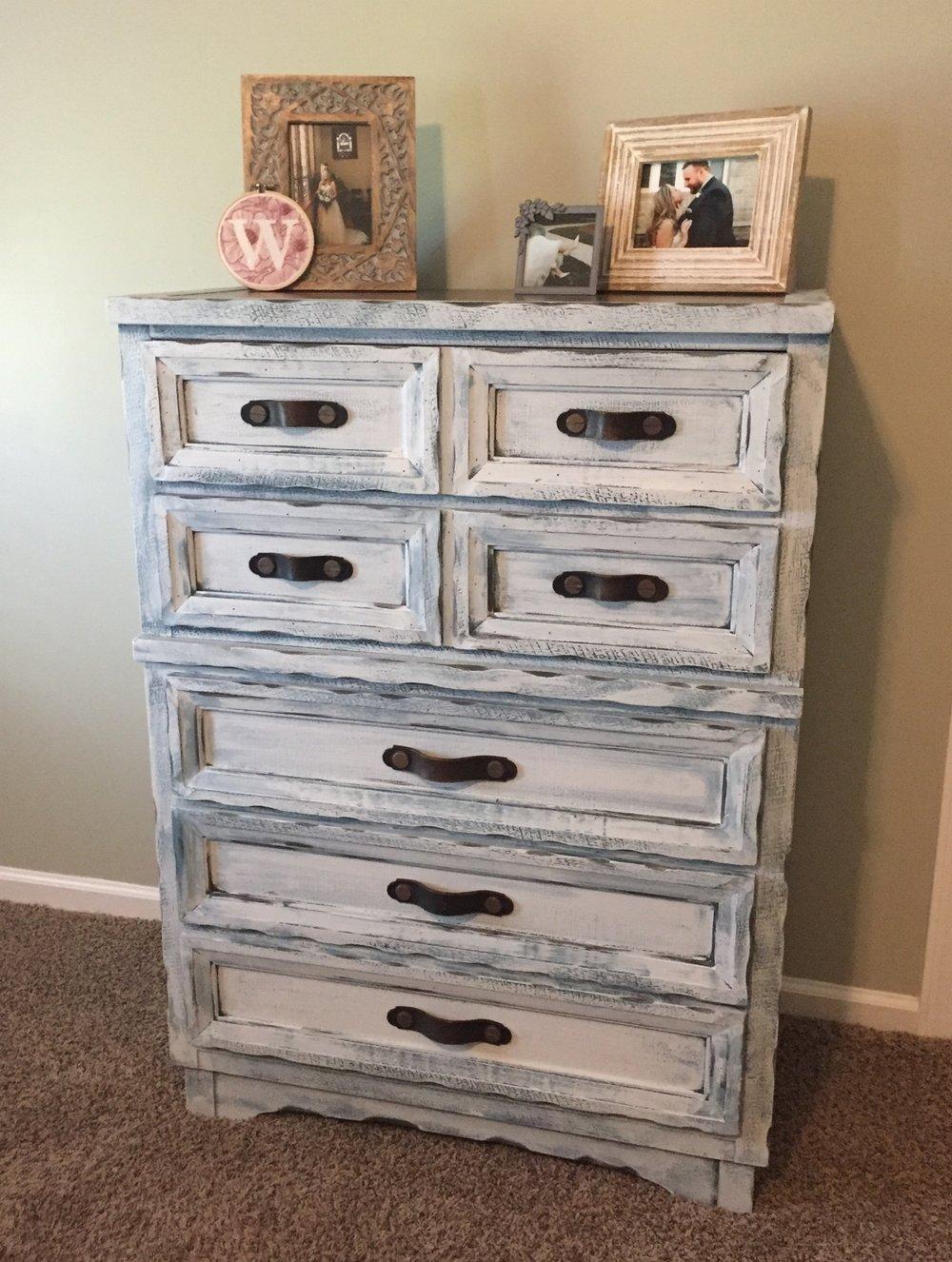 Megan's Dresser - After