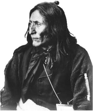 Chief Crowfoot