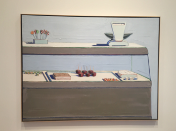 Wayne Thiebaud Candy Counter, 1962 Anderson Collection