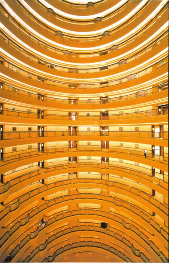 Andreas Gursky,Shanghai, 2000