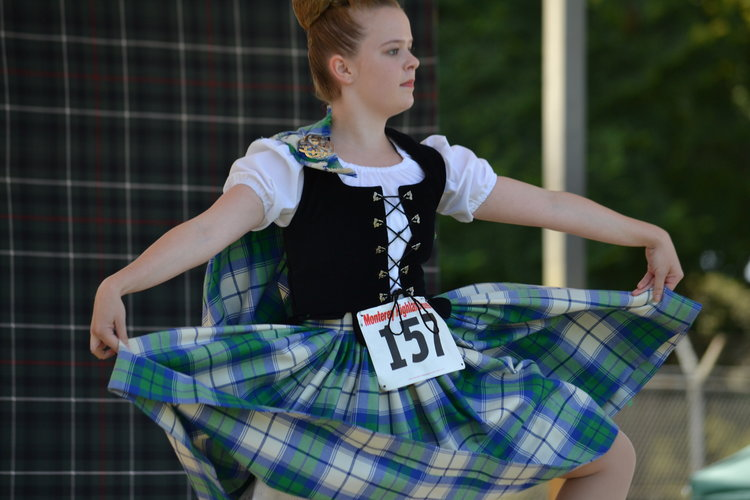 Photos and results from the Monterey Highland Games are now available.