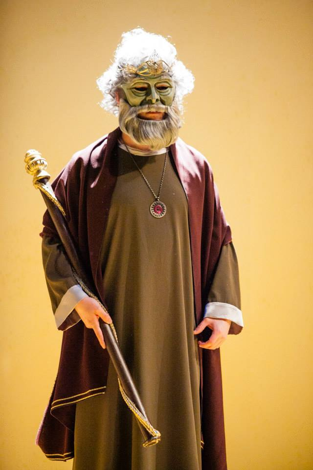 King Oedipus  Costume Designed by Gail S. Beach