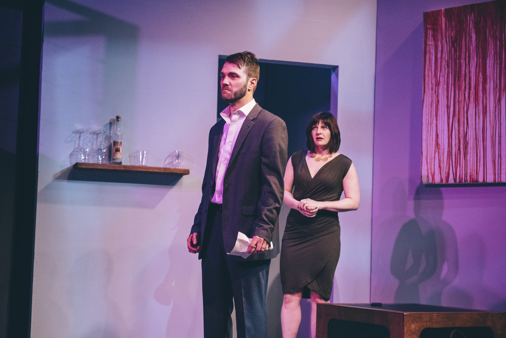 Mack, Beth  by Chris Stezin Directed by Matt Ripa The Keegan Theatre
