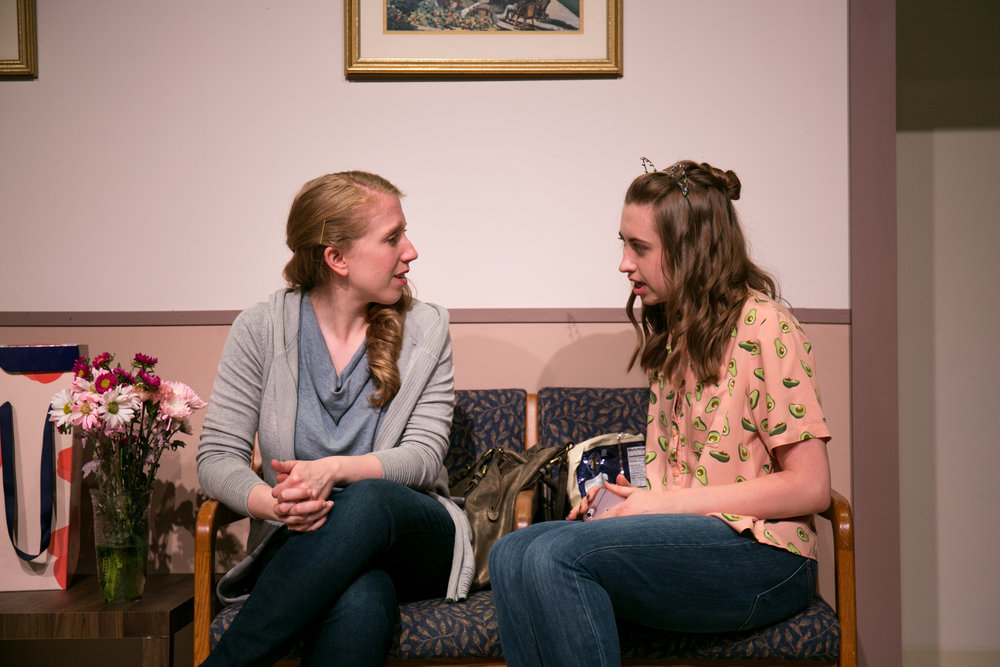 Burst  by Amy Leigh Horan Directed by Bridget Grace Sheaff Parlor Room Theater Photography by Amy Leigh Horan