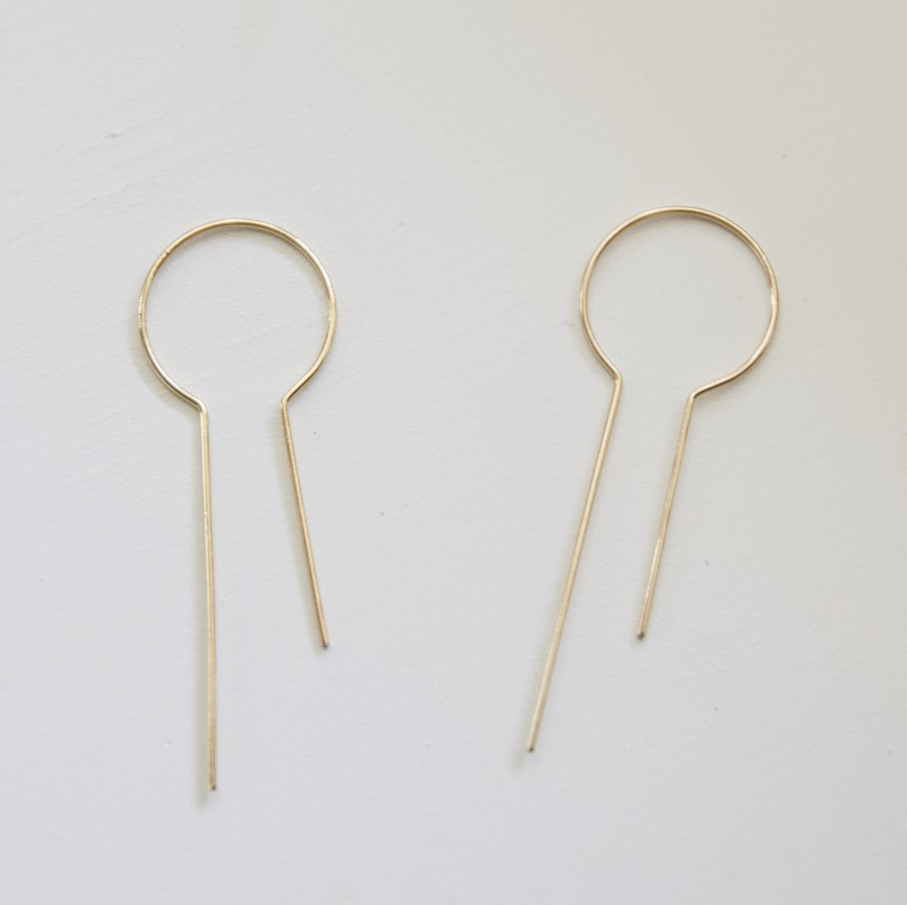 Hairpin Earring Threader $14