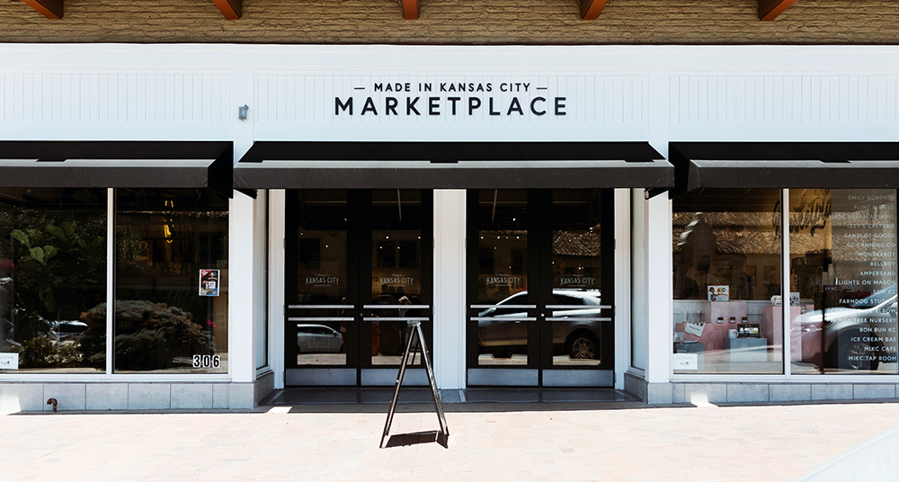 New Flagship Location! - In the Made in KC Marketplace on the Plaza306 W 47th St, Kansas City, MO 64112