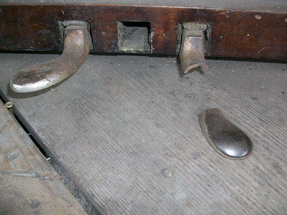 Kimball Damper Pedal Repair Peterson Piano Tuning
