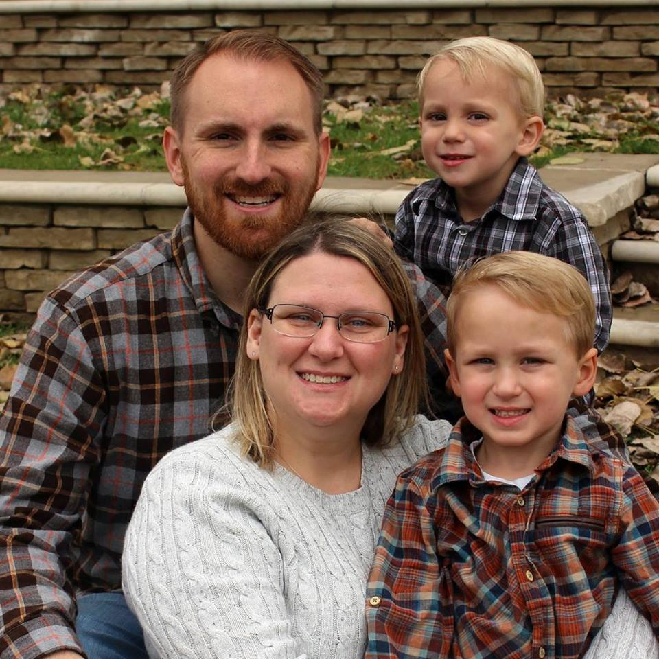 Matt Bailey, Lead Pastor -