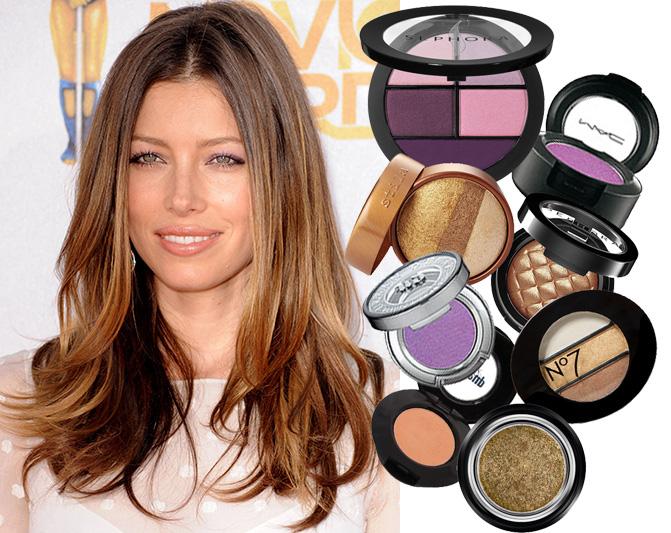 jessica biels, jessica biels baby, makeup, red carpet makeup, makeup for eye color, celebrity makeup