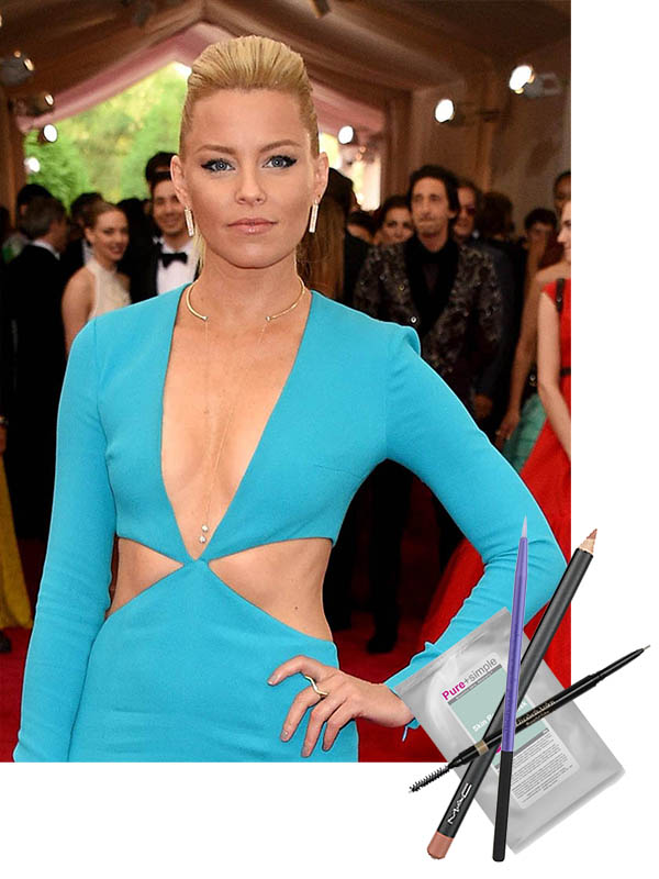 Elizabeth Banks at Met Ball 2015